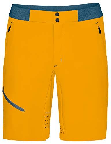 VAUDE Kletterhose Men's Scopi LW Shorts II rock melone im Test
