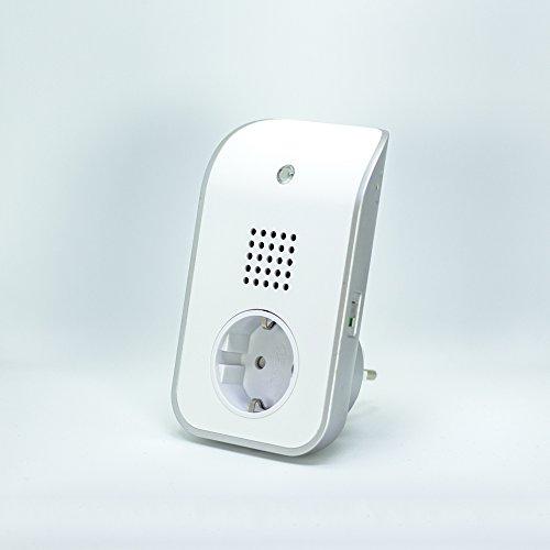 2 EmpfängerSet Funk Alarm Trittmatte Pflegehilfe - 4