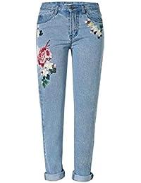 100% echt Einkaufen toller Wert Suchergebnis auf Amazon.de für: Blumen - Jeanshosen / Damen ...