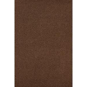 Lalee Rug Relax, 100% Polypropylene, mocha, 160 x 230 cm