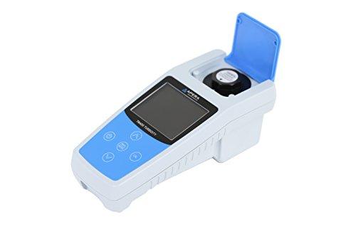 Apera Instruments Ai481 Portable Turbidité au mètre, Tn400, DE COULEUR Grand écran TFT avec graphiques et texte guides, précision : 1%
