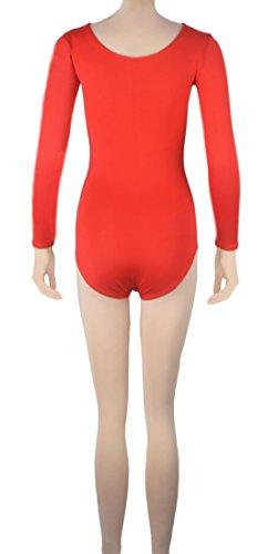 Howriis -  Body  - Donna Mehrfarbig - Rot