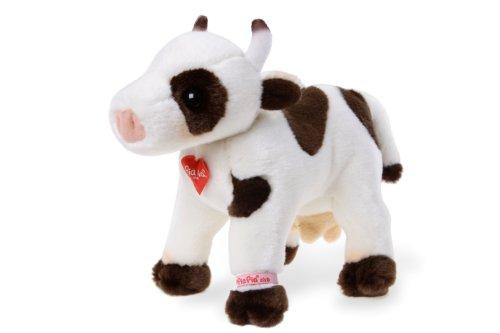 Pia Pia Club 17050 25 cm Bauer Farm Animals Standing Cow Plush Toy
