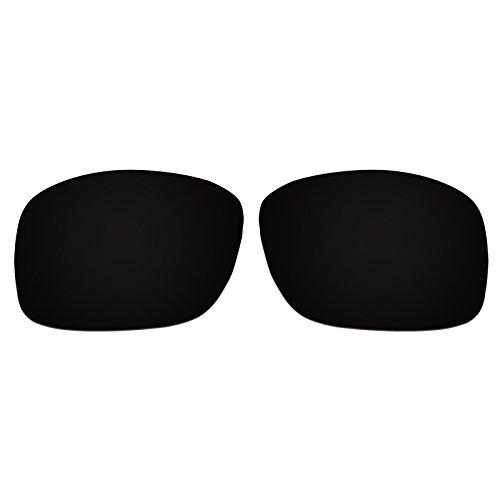 Polarisierte Ersatz-Sonnenbrille für Spy Optics Libra, Schwarz