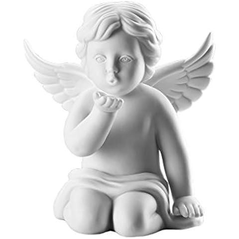 Rosenthal 69865-000102-90084 - Figura de ángel (11 cm) en caja regalo, color blanco