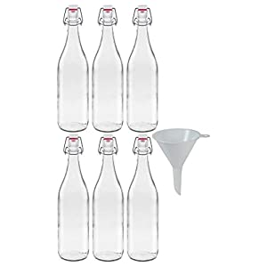 Glasflaschen 1liter Deine Wohnideende