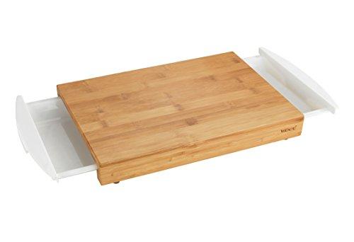 Wenko Schale und Spachtel sind spülmaschinengeeignet, schonen Ihren Rücken und sparen Küchenpapier