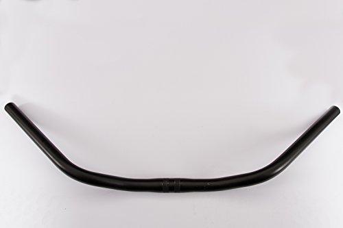 Fahrrad Lenker 635mm City Bike Beach Cruiser bequem Lenkerbügel Ø 25,4mm schwarz
