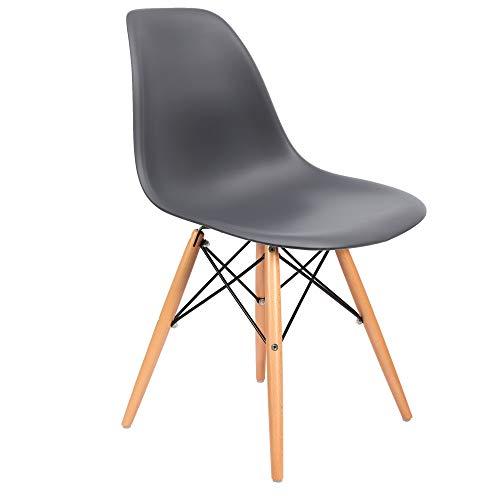 Stuhl DSW-Carbon, natur -