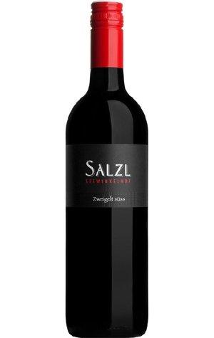 Salzl Zweigelt Seewinkelhof Spätlese 2017 Rotwein süß 0,75 L