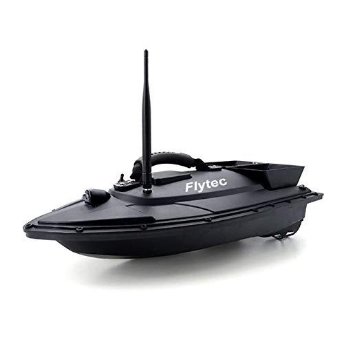 Ballylelly-RC Boot Flytec 2011-5 Angeln Werkzeug RC Boot Spielzeug Dual Motor Fisch Finder Fisch Boot (schwarz) -