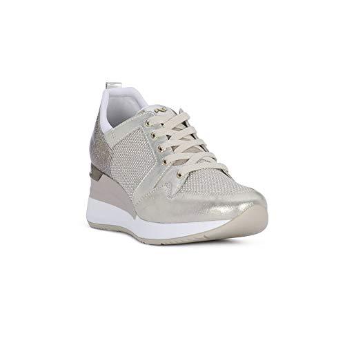Nero giardini p907520d sneakers donna platino 36