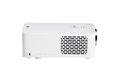 LG PF1500G LED-Projektor (Full HD, 1400 ANSI Lumen, HDMI, USB) Weiß - 6