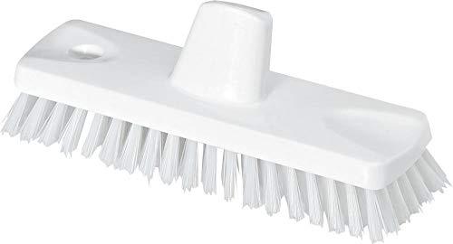 Nölle 18322351 HACCP-Balai-brosse Blanc/Transparent, 23 cm/0,5 mm