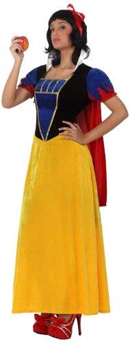 Imagen de atosa  disfraz de blancanieves para niña, talla m/l 10172