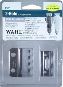 WAHL MAGIC CLIP REPLACEMENT BLADE SET (2191)