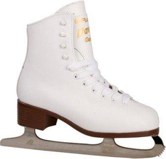 Davos Gold Damen-Art Skate weiß Größe 40