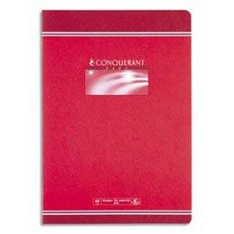 Conquerant - Cahier d'écriture 32 pages - 17x22cm - couleur aléatoire