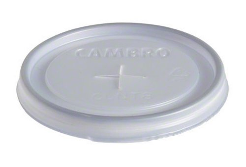 Cambro (CLNT8190) Disposable Lid for Cambro Tumbler by Cambro