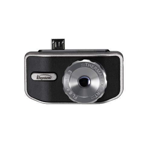 Wärmebildkamera Thermal Expert TE-Q1 mit Micro-USB Anschluss kompatibel mit Android Smartphones und PC