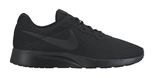 Nike Tanjun, Scarpe da Ginnastica Basse Uomo, Nero (Black/Anthracite), 45.5 EU