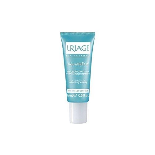 Soin Contour Uriage AquaPrécis Eye For Dry Dehydrated Skin (de 15ml) (Pack de 2)