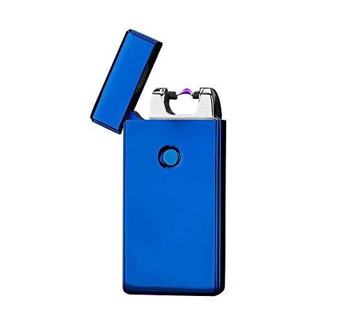 YIJI Arechargeable-Mechero, diseño de arco eléctrico recargable USB