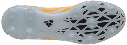 Adidas Performance Ace 16.2 Primemesh Fg / AG Scarpe da calcio, bianco / oro / shock rosa, 5 M Us White/Gold/Shock Pink