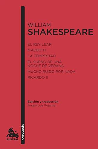 William Shakespeare. Antología por William Shakespeare