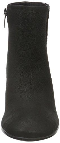 Ecco Shape 75, Bottes Classiques Femme Noir (BLACK2001)