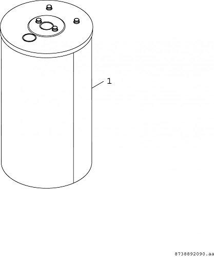 120 Liter Warmwasserspeicher Storacell ST 120-5Z