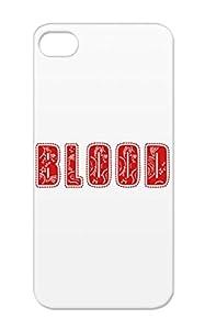 Rugged Tpu Blood Logo Art Design Blood Thugs Gang Music