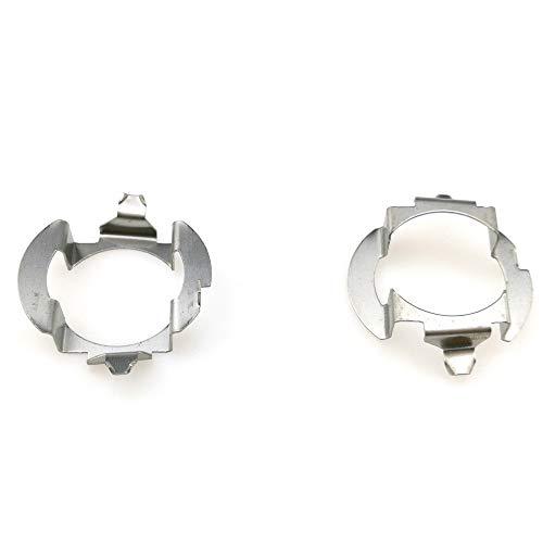 Alle Arten von Auto Lampen Halter Adapter Control Unit Halterung Montageplatte für Auto LED Lampen Pack von 2 sätze für Nighteye (NOV-A17) -