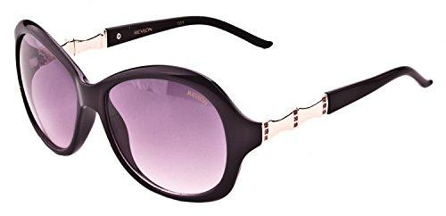 Revlon Sonnenbrille Sunglasses Burgunder/Gold R8212B