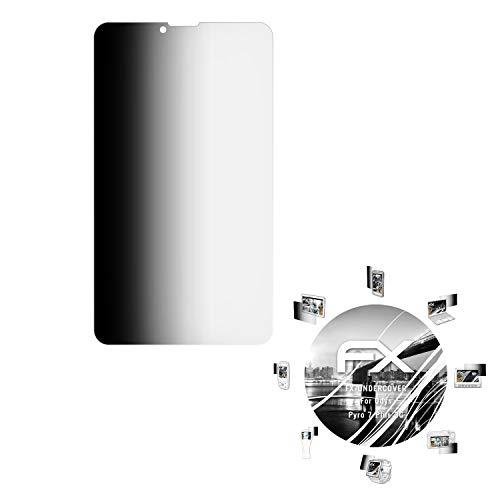 atFolix Blickschutzfilter für Odys Pyro 7 Plus 3G Blickschutzfolie - FX-Undercover 4-Wege Sichtschutz Displayschutzfolie