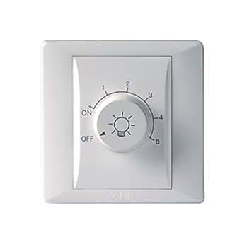 FAGL réglage de la lumière gradateur commutateur 220v 800w pour les ampoules à incandescence