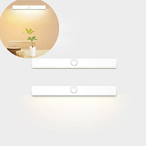 FZYUAN Sensor Movimiento Luces clóset: luz LED Espejo