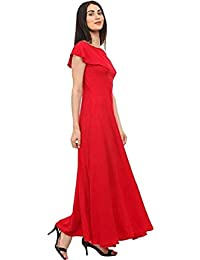 1ebb249e9be Maxi Women s Dresses  Buy Maxi Women s Dresses online at best prices in  India - Amazon.in