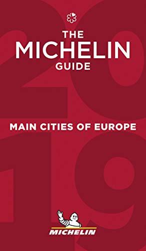 Michelin Main Cities of Europe 2019: Hotels & Restaurants (MICHELIN Hotelführer)