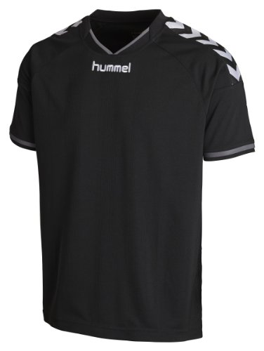 Hummel Herren Trikot Stay Authentic Poly, black, M, 03-554-2001