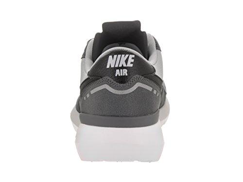 NIKE Air Vortex 2017Sneaker Chaussures de sport Chaussures pour Homme Grau (Wolf Grey/Black/Dark Grey/White)