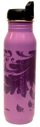 gaiam-filigree-aluminium-water-bottle