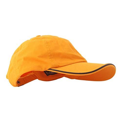 Vilebrequin Herren Men's Solid Cap-OSFA Kappe, Mango, Einheitsgröße (Schildkröte-baseball-cap)