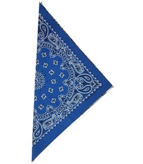 Fabfive - Hav-A-Hank - Royal Blau - Größe One Size
