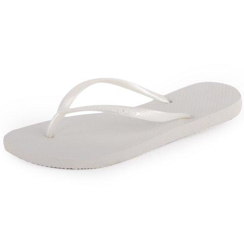Havaianas - Sandali da donna bianco (White)