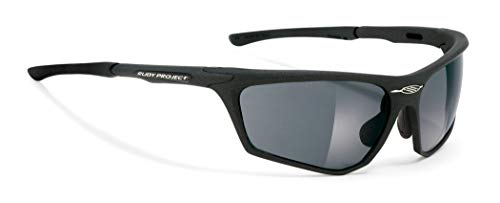 Rudy Project Zyon Sailing Sunglasses Matte black/polar3FX Grey 2018 Fahrradbrille