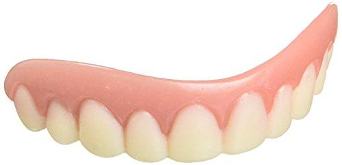 Kostüm Kosmetische Chirurgie - Billy Bob Instant Smile falschen Zähne (eine Größe, klein)