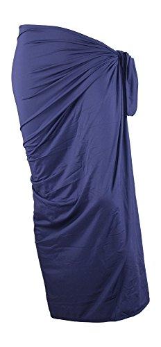 Strand IDA Strandaccessoire, Rock, Kleid, Tuch, Sarong schwarz, rot, grün, blau Blau