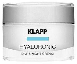 Klapp - Hyaluronic - Hyaluron Day & Night Cream - 15 ml