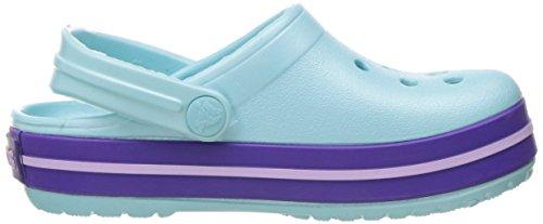 Crocs Crocband Clog K Iblu, Sabots Mixte Enfant Bleu (Ice Blue)